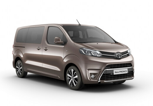 Toyota Proace / 2,00cc Diesel 8 person, Transmission: Automatic / Class V