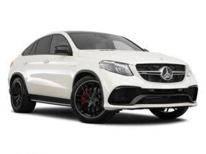Wynajem samochodu Mercedes GLE 43 AMG COUPE / 380KM