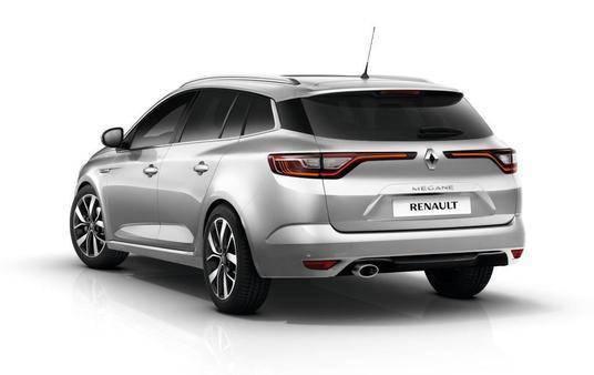 Wynajem samochodu Renault Megane Kombi / 1,6cc Benzyna Skrzynia: Manual / Klasa A