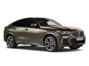 Wynajem samochodu BMW X6 M-Sport X-Drive 3,0V6 Diesel / AUTOMAT