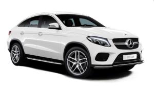 Wynajem samochodu luksusowego Mercedes GLE 43 AMG COUPE 3,0 v6 , 380KM. Skrzynia: automat / Klasa D