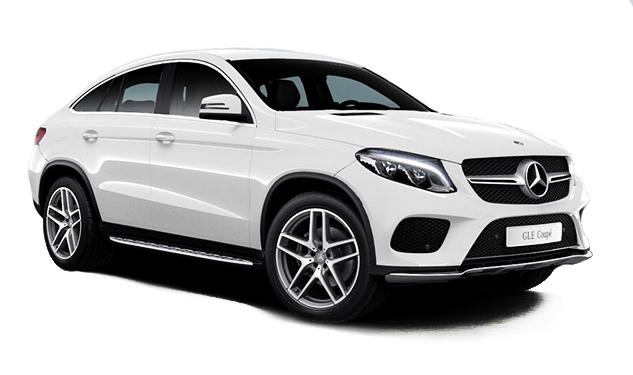 Wynajem samochodu luksusowego Mercedes GLE 43 AMG COUPE 3,0 v6 , 367KM. Skrzynia: Automat / Klasa D