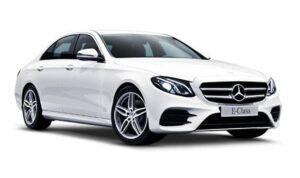 Mercedes Wynajem samochodu luksusowego Mercedes E-Klasa AMG Pakiet 2,2 DIESEL Skrzynia: automat / Klasa D