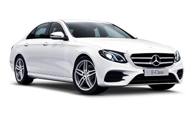 Wynajem samochodu luksusowego Mercedes E-Klasa AMG Pakiet