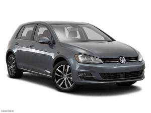 Wynajem samochodu VW Golf Hatchback