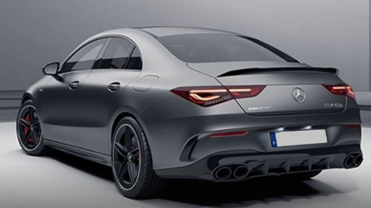 MERCEDES CLA 45S , 420KM Sport Car Transmission: AUTOMATIC