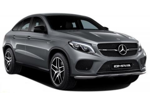 Wynajem samochodu      Mercedes GLE 350 AMG Diesel MOC: 320KM.