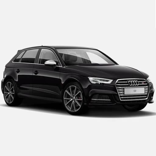 Wynajem samochodu Sport Audi S3 310KM / AUTOMAT