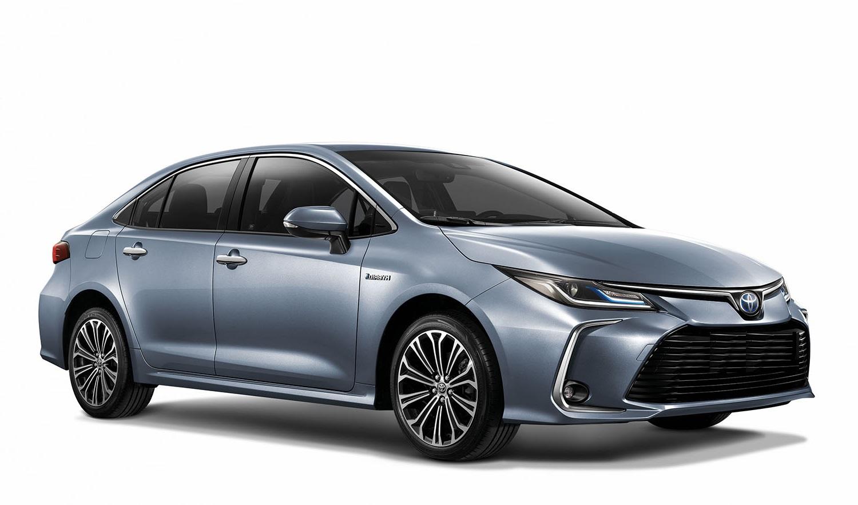 Wynajem samochodu Toyota Corolla Sedan  / AUTOMAT
