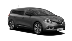 Renault Grand Scenic 2,0cc DIESEL / 7 Person / Transmission: Automatic / Class: C