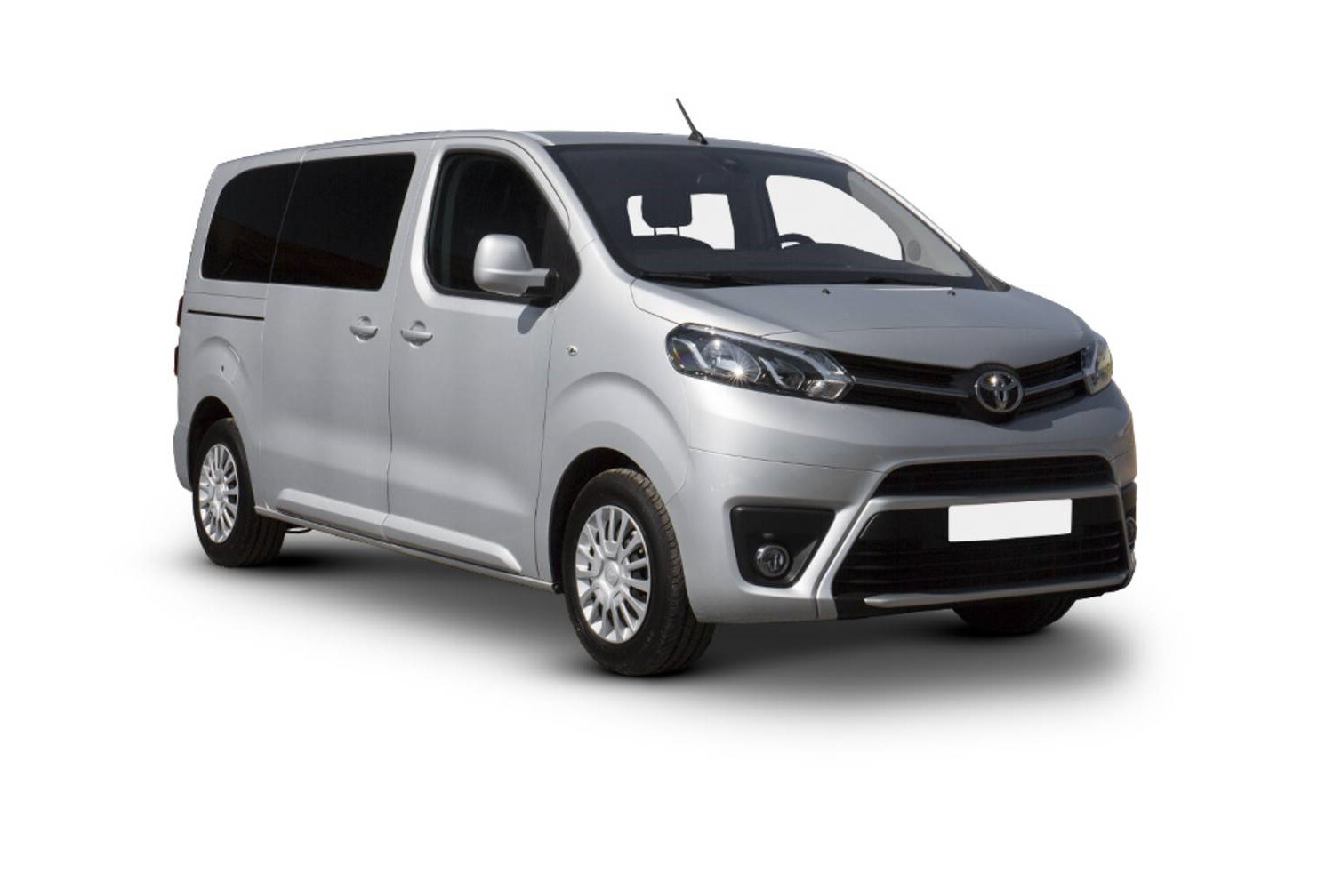 Toyota Proace 2,0 Diesel Transmission: MANUAL