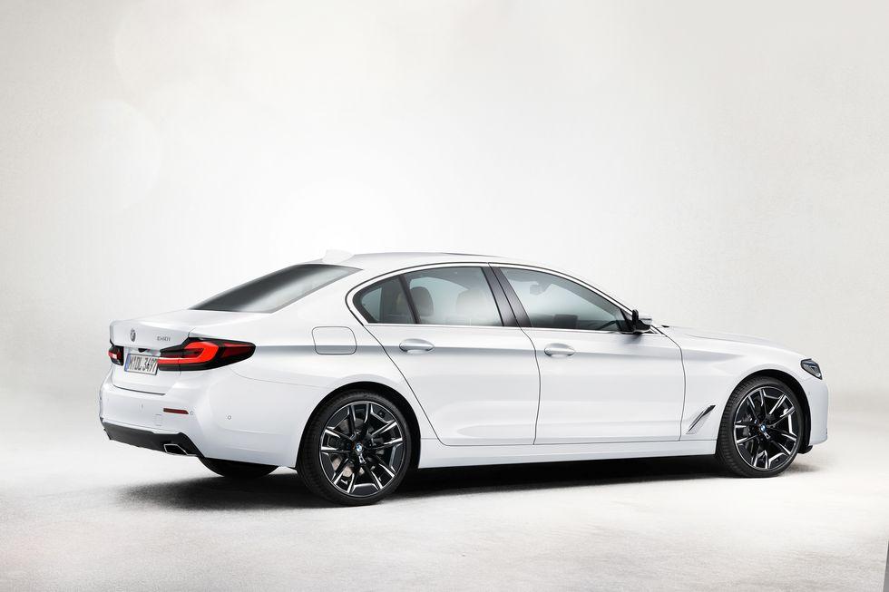 BMW 520i M-Sport X-Drive , Face-Lifting / AUTOMATIC